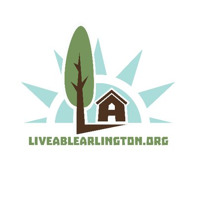 Logo of Liveable Arlington